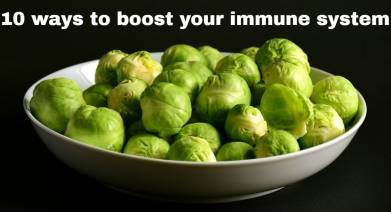 If your immune system is to look after you, how are you going to look after your immune system?